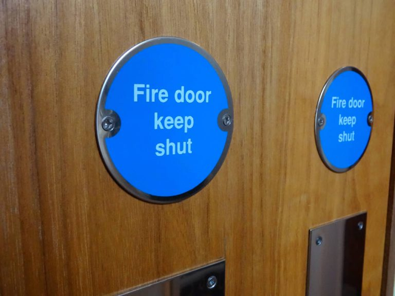 Approved fire doors from Kellaway Commercial